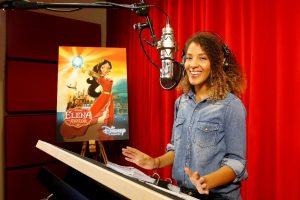 Avelina Boateng singt den Titelsong zu ELENA VON AVALOR