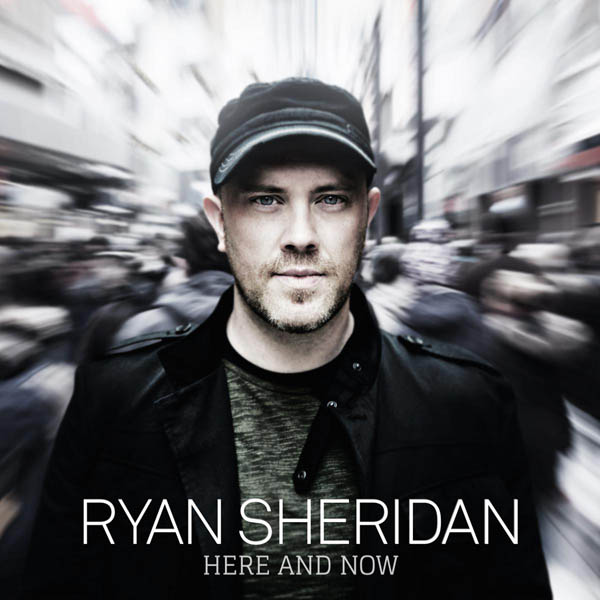 Ryan Sheridan-Here And Now Gewinnspiel